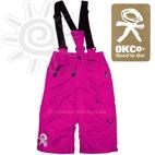OKco Kids Ski / Snow Pants (Candy Pink) 6 & 8 *CLEARANCE*