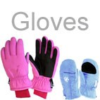 Kids Ski Gloves & Mitts