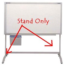 New Mobile Stand with wheels for Panasonic Electronic Whiteboards (KX-B061)