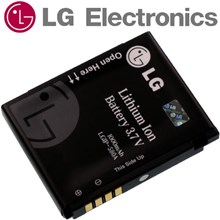 Genuine LG Mobile Battery LGIP-580A for LG KU990 Viewty KC910 LG Renoir KM900 LG Arena Mobile Phones.