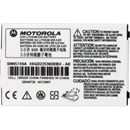 Original Motorola SNN5749A Battery For V170 V171 V173 V176 V177 C115 C116 C117 C118 C139 Mobile Phones / 920mAh