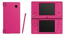 Refurbished As New Nintendo DSi Game Console in Pink Colour