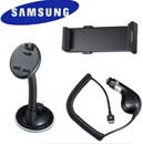 Genuine Samsung i900 Omnia Phone Holder and Car Charger CAD300SBE