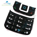 Original Nokia 6111 Replacement Keypad Buttons Set - Black