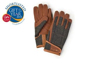 Dig the Glove - Mens Leather Glove