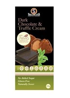 Sugarless Co Dark Chocolate & Truffle Cream 100g