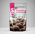Sweet Switch Milk Chocolate Almonds 70g