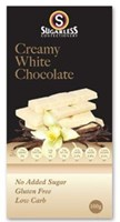 Sugarless Co Creamy White 100g