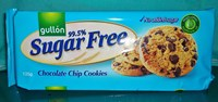 Gullon Sugar Free Choc Chip Biscuits 125g