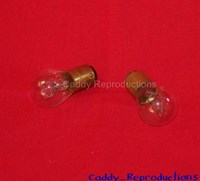 1953 - 1966 Cadillac Tail Light Blinker Bulbs - 12 Volt