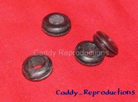1949 - 1963 Cadillac Voltage Regulator Eye Rubber Mount Grommets