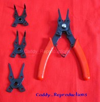 1940 - 1966 Cadillac Snap Ring Pliers w/ heads