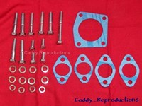 1949 - 1957 Cadillac Water Pump Gasket Kit with Bolts