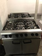 Falcon Dominator Commercial Gas Cooker