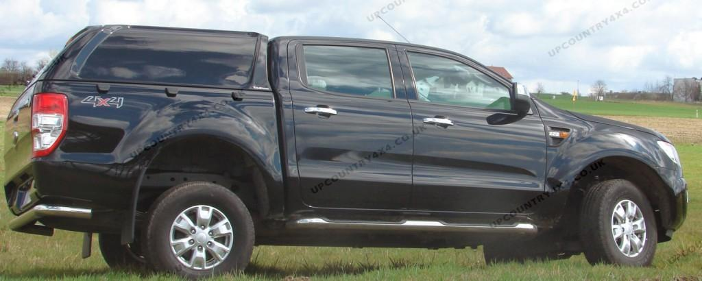 road ranger elite unglazed remote hardtop ford ranger t6 double cab up country 4x4 and pick up. Black Bedroom Furniture Sets. Home Design Ideas