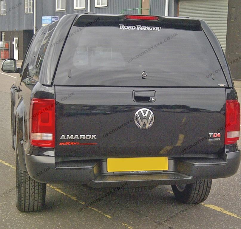 road ranger rh3 glazed remote hardtop volkswagen amarok. Black Bedroom Furniture Sets. Home Design Ideas