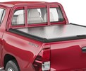 Mountain Top Tonneau Cover - Nissan NP300 Navara Double Cab with Ladder Rack