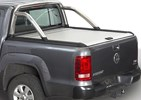 Mountain Top Roll Aluminium Roller Shutter Tonneau Cover - VW Amarok Double Cab