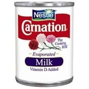 CARNATION EVAPORATED MILK 12 0z