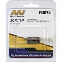 Fujitsu (formerly Sanyo) 2CR-1/3N Box of 10