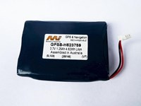 Micro300x Sureshot Golf GPS replacement battery - micro 300x