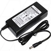 100-240VAC Input LiFePO4 4 Cell 14.4V Charger Output 3A + 2.1mm DC Plug