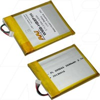 Wi-Fi modem Battery suitable for Huawei, Optus E589. Replaces HB5P1H battery