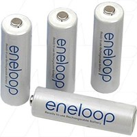 Panasonic Eneloop (Formerly Sanyo HR-3UTGA-Bulk ) AA bulk - Price is per cell - Copy