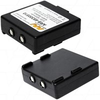 Battery for Hetronic ERGO Crane Remote Control Transmitters
