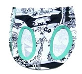 ON SALE Snoozy nappy covers - Jungle