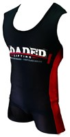 Competition Singlet: Blood Red