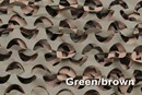 CamoSystems Bulk Green/Brown Camo Netting Ultra-Lite Basic