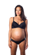 HOTmilk - FOREVER YOURS Flexiwire Nursing Bra   BLACK