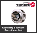 ROSENBERG BACKWARD CURVE FANS
