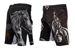 Four Horseman Fight Shorts - Conquest