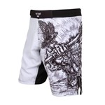 Ragnarok Fight Shorts - Viking Warrior