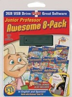 Junior Professor Awesome 8 pack (32-bit only)