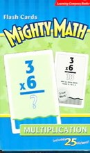 Mighty Math Flash Cards
