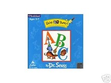 Dr Seuss ABC Living Book for Windows