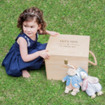 Children's Personalised Toy Box