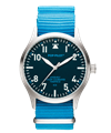 POP-PILOT® Classics 42mm<br/>KIX Edition Blue Strap Watch