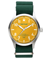 POP-PILOT® Jungle Beats<br/>PHW Dark Green Strap Watch