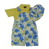 Happy Spring 3 Pieces Set - Baby Boys Clothes