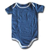 Morning Blue Adam & Eve Baby Wear Tag Free Romper - Baby Boys & Baby Girls Clothes
