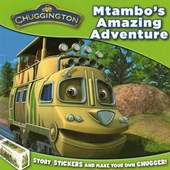 Chugginton Mtambo's Amazing Adventure Licensed Book - Boys Books