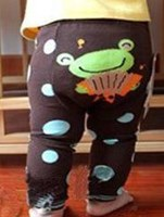 Froggy In Bubbles Leggings/Tights - Baby Boys & Baby Girls Clothes