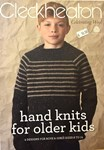 Cleckheaton 3011 hand knits for older kids