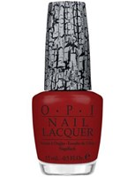 OPI - Nail Lacquer - SHATTERS - 15ml - Red