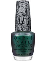 OPI - Nail Lacquer - SHATTERS - 15ml - Green