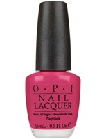 OPI - Nail Lacquer - PINKS - 15ml - Too Hot Pink To Hold 'Em